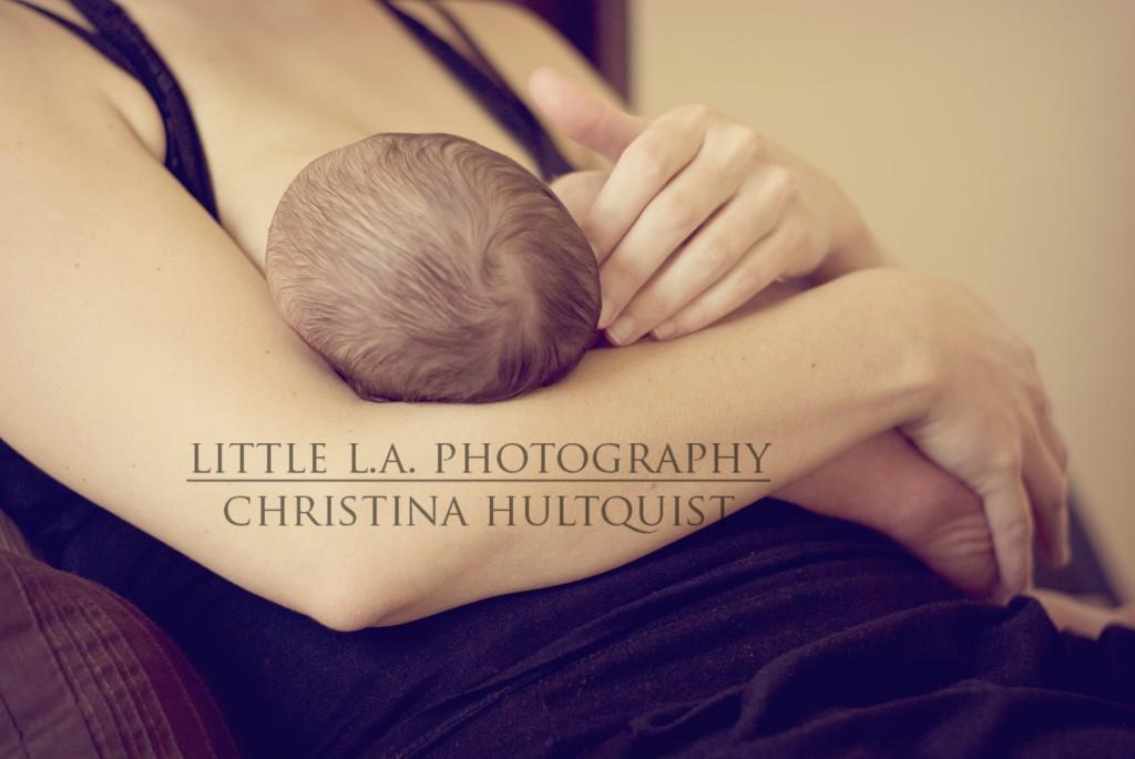 breasttfeeding newborns