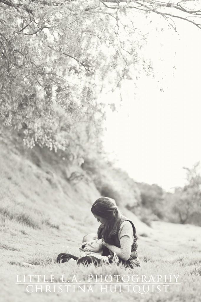 los angeles breastfeeding photographer