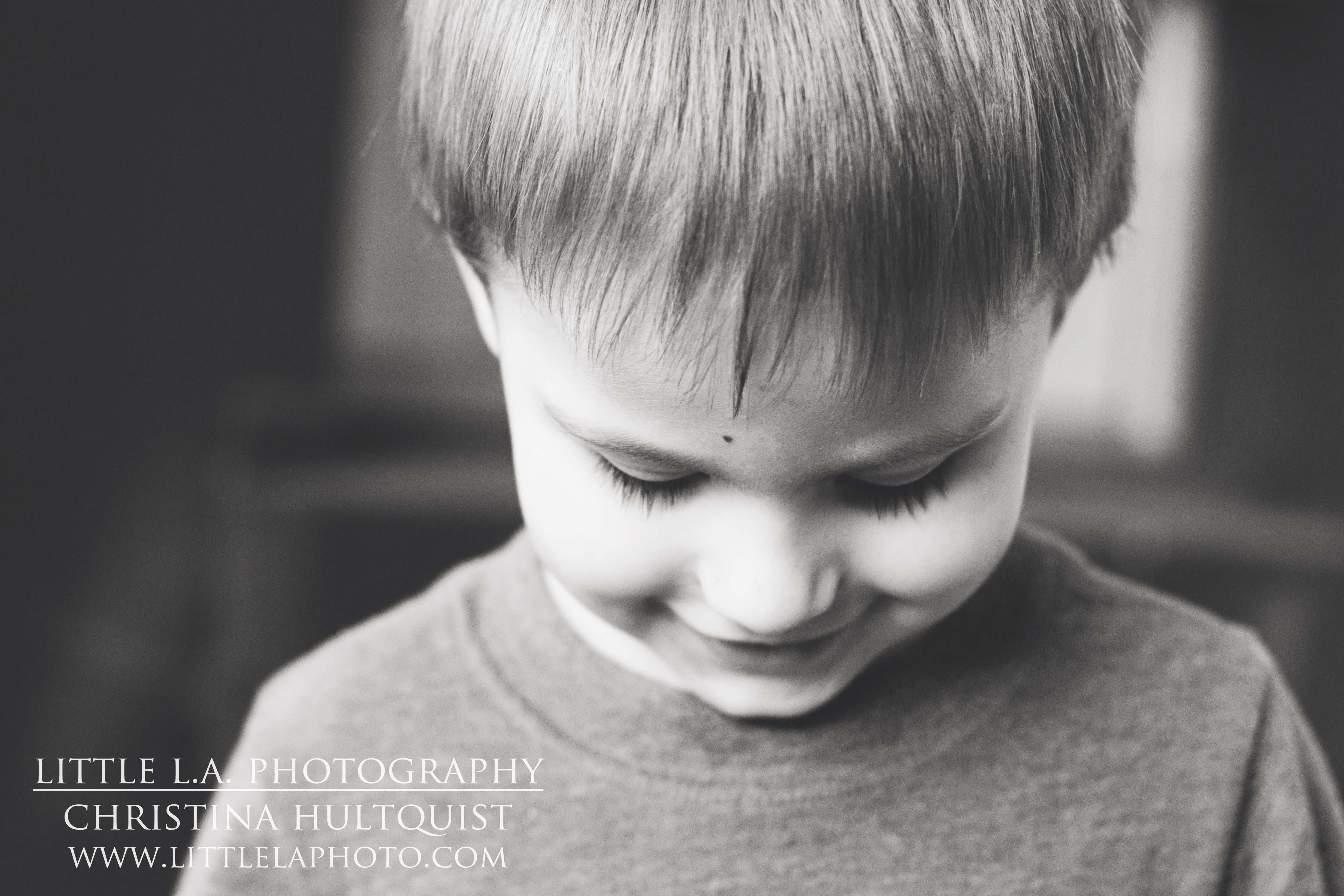 la kids photography