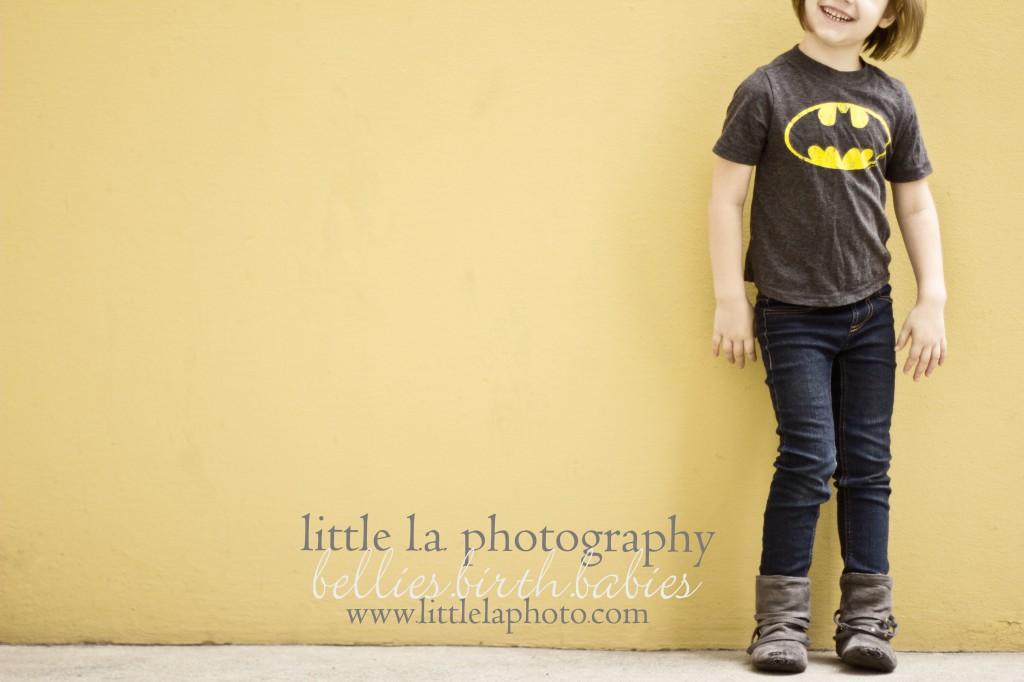 childrens photographer la batman
