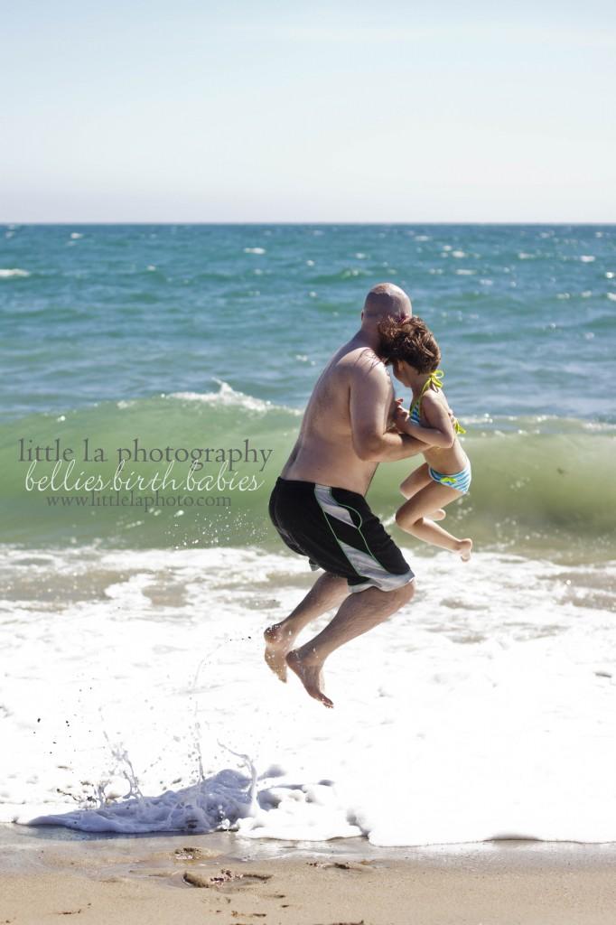 so cal beach family photography