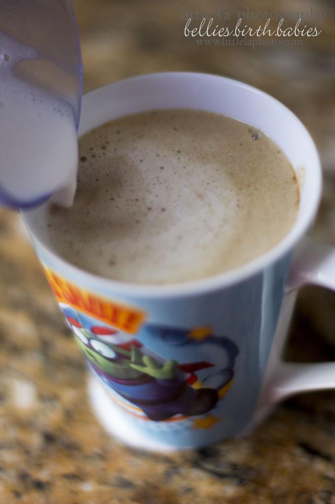 pumpkin latte paleo