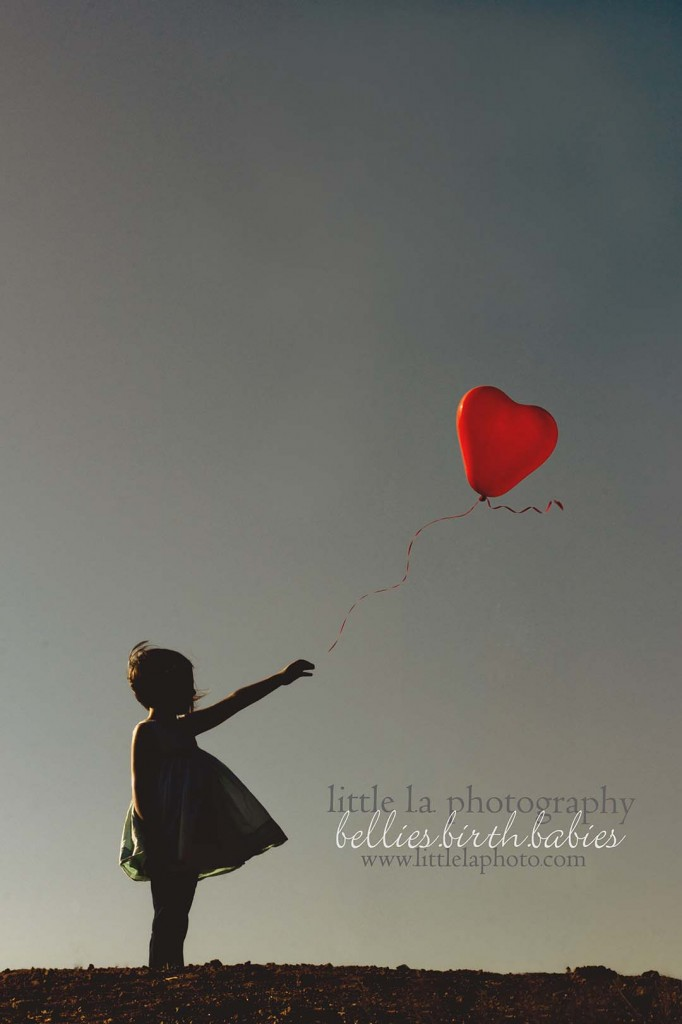 banksy balloon girl photo