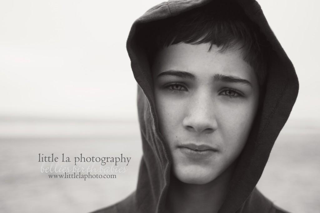 santa monica teen photography