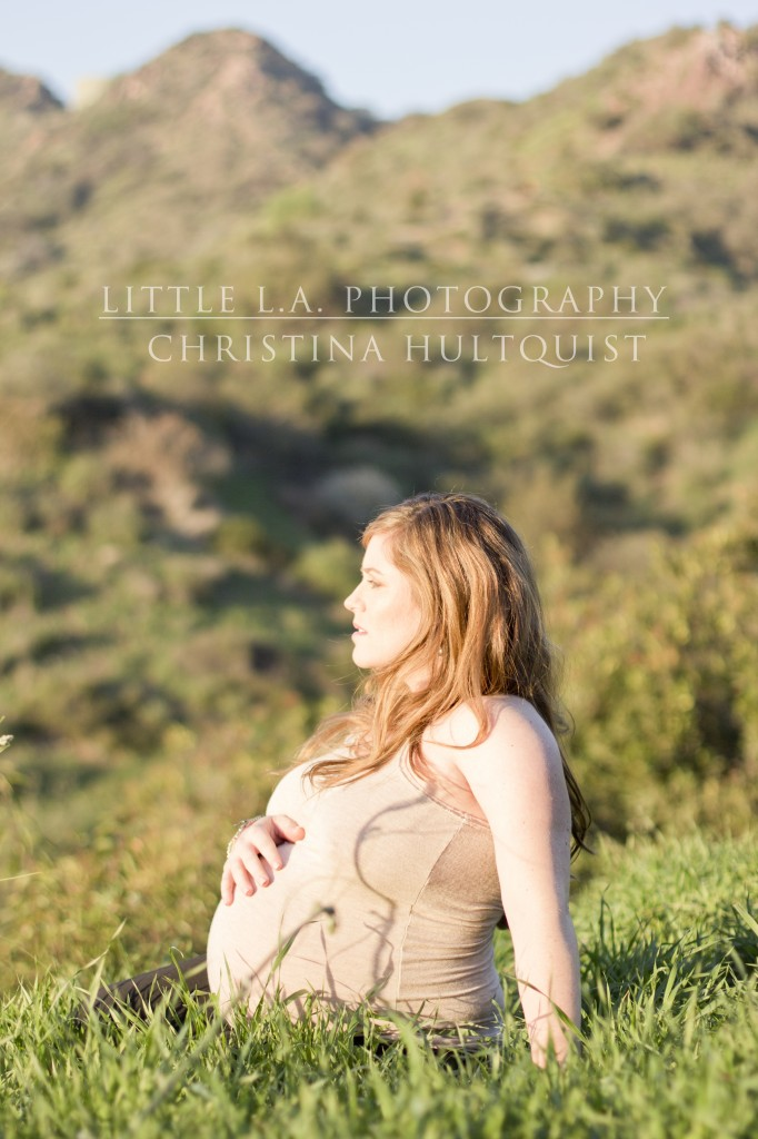 pregnancy pictures in Los Angeles