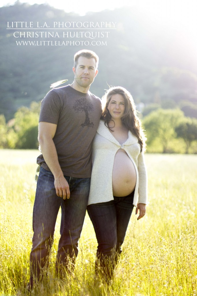 county maternity photography