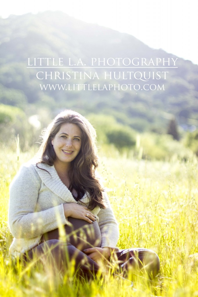mama maternity pictures in california