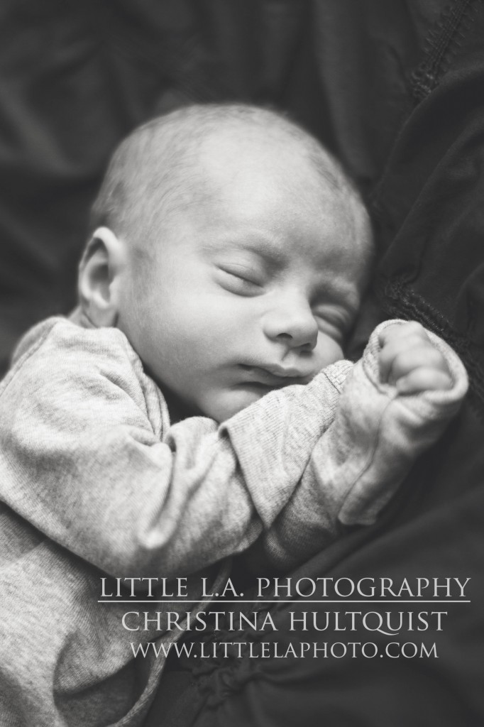 afordable newborn photographer in la