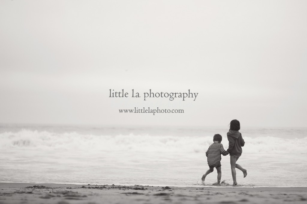 los angeles beach family photographer