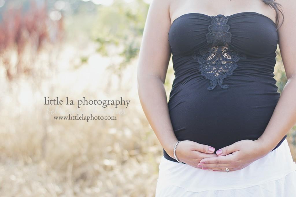 belly photos maternity la ca