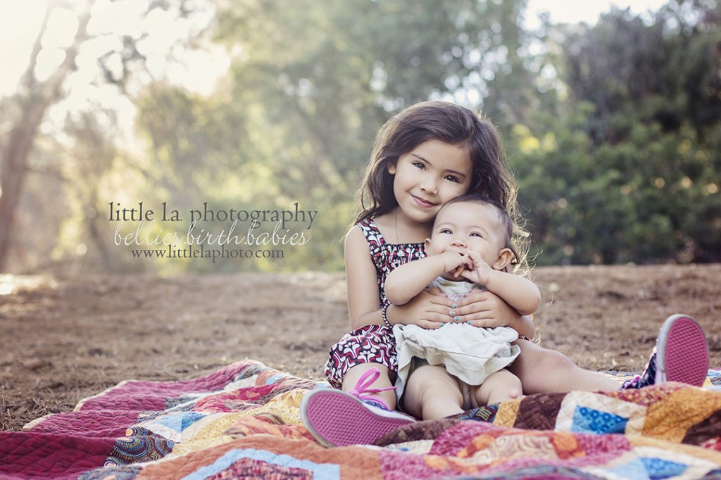 Los angeles fall family photography