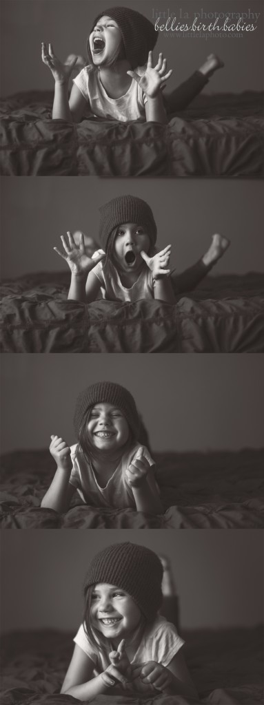 expressing childhood