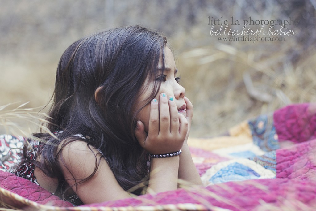 sweet natural childrens photography