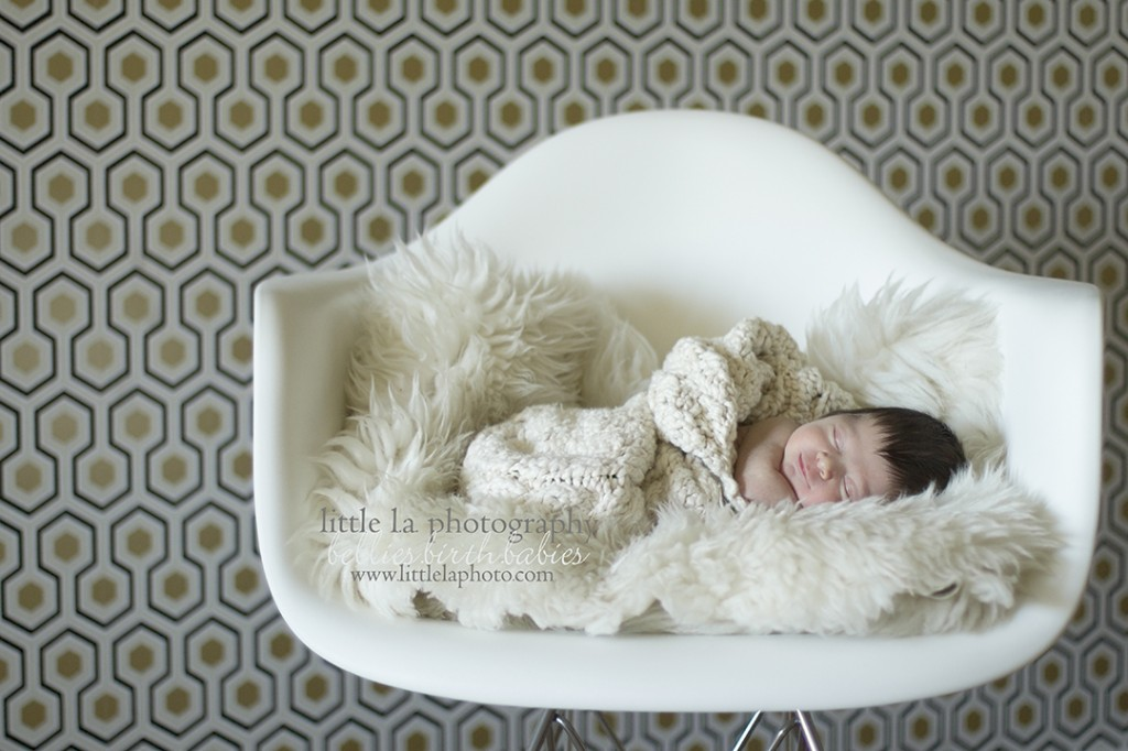 LOS ANGELES NEWBORN PHOTOGRAPHER