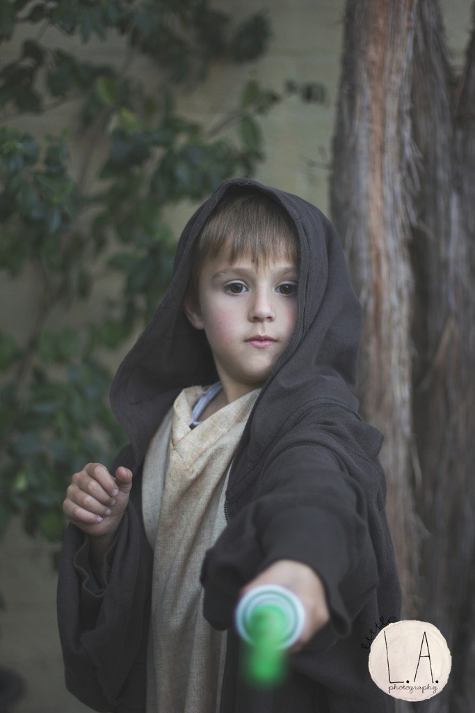 star wars cosplay kids