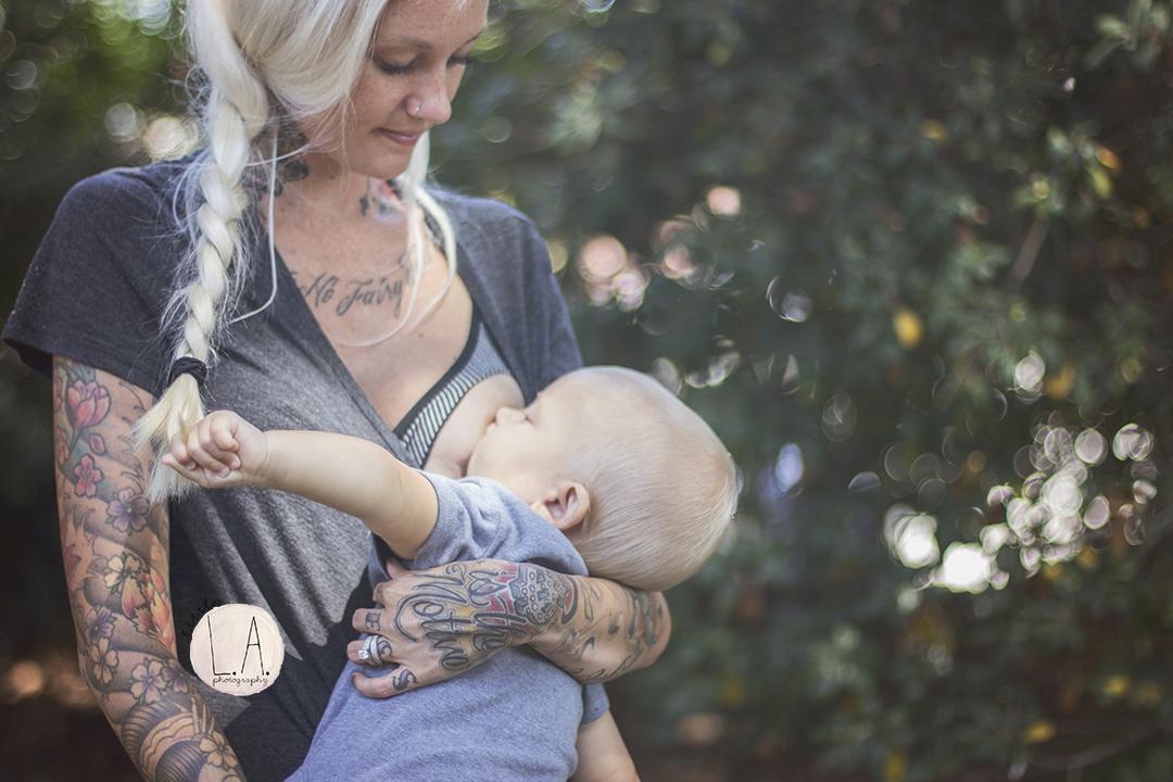 Add breast feeding link