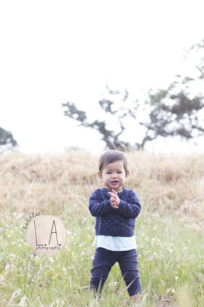 la baby photography